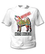 Akita - official walker c - NEW COTTON WHITE TSHIRT - $19.59