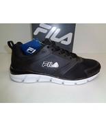 Fila Size 11 MEMORY STEELSPRINT Black Training Athletic Sneakers New Men... - $88.11