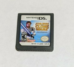 Star Wars: The Clone Wars - Jedi Alliance (Nintendo DS, 2008) - US Version - $1.97