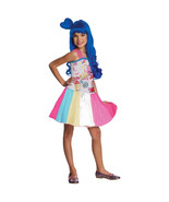 Licensed Katy Perry Candy Girl Diva Rock Star California Gurl Costume Gi... - $31.66 CAD