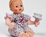 "Madame Alexander Dolls Butterfly Rattle, My First Huggums, 12"" MINT NEW IN BOX"
