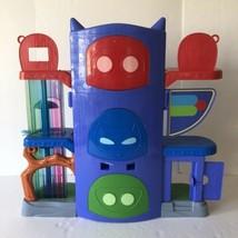 Disney Junior PJ Masks Deluxe Headquarters HQ Playset - $29.69