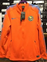 Nike Club America N98 Orange 19/20 Jacket  Del America Size  Mans Large ... - $99.00