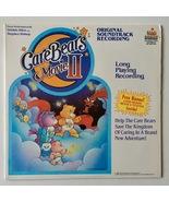The Care Bears Movie II Soundtrack Album LP Vinyl Record Album Kid Stuff  - $565.95