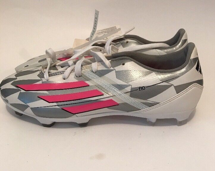 02033e6aeee Adidas Womens Soccer Cleats F10 FG W Size and 50 similar items. S l1600