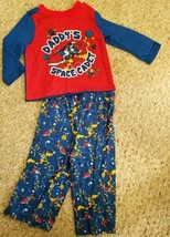 The Children's Place Daddy's Space Cadet Pajamas Boys 12-18 Months - $3.66