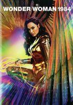 Wonder Woman 1984 DVD 2021 Brand New Sealed - $9.50