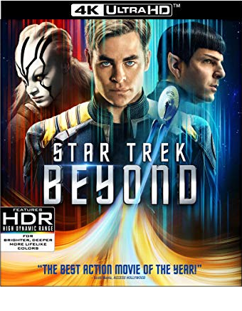 Star Trek Beyond  [4K Ultra HD + Blu-ray]