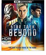Star Trek Beyond  [4K Ultra HD + Blu-ray] - $15.95