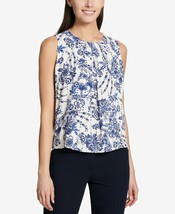 Tommy Hilfiger Womens Sweet Willow Floral Blouse Size: XL #1125 - $34.99