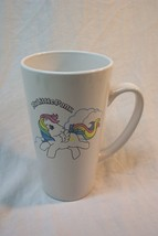 "Hasbro LARGE MY LITTLE PONY 6"" CERAMIC MUG CUP - $14.85"