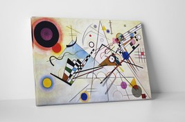 "Kandinsky - Composition VIII Gallery Wrapped Canvas 16""x20"" - $43.51"