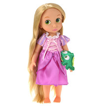 Disney Tangled Rapunzel with Pascal Animators Collection Doll genuine New in Box - $73.01