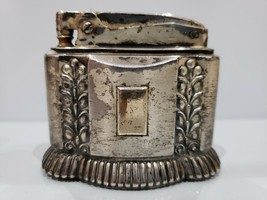 RONSON WORKING Diana Silverplate Table Lighter - $14.62