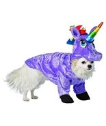 Rasta Imposta Unicorn Dog Costume, X-Large - $307,22 MXN