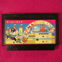 Mappy-Land (Nintendo Famicom FC NES, 1986) Japan Import - $7.57