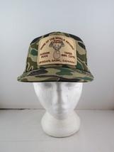 Vintage Patched Trucker Hat - The Hanson Buck Biggar SK - Adult Snapback - $49.00