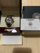 Longines Admiral Chronograph L3.667.4 automatic men's watch with warranty - $3,322.43