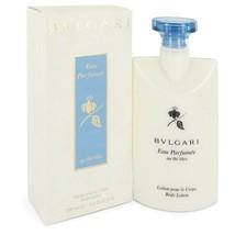 Bvlgari Eau Parfumee Au The Bleu By Bvlgari Body Lotion 6.8 FL OZ  / 200... - $40.02