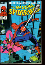 Official Marvel Index To Amazing SPIDER-MAN #3 Vf - $18.62
