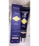 L'occitane Immortelle Precious BB Cream SPF 30 ~ 02 Clair Light ~ 1.3 oz ~BOXED