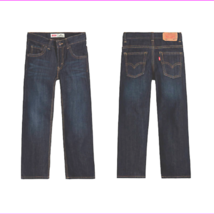 Levi's® Boys 10 505 Regular Blue Jeans 23X25 - $10.94