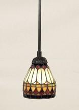 Quoizel TF1541VB One Light Mini Pendant, Small Vintage Bronze - $144.40