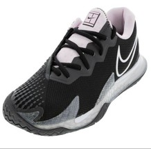 Nike Tennis Court Air Zoom Vapor Cage 4 CD0431-001 Womens 12 New Fast Shipping - $117.60