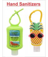 Hand Sanitizer Cucumber Melon And Pineapple With Wraps Kills 99% Germs-2... - $9.95