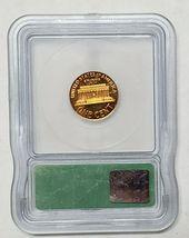 1964 PR69 DCAM Lincoln Cent Proof ICG Lot A 126 image 4