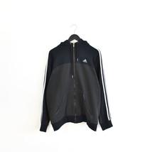 Vintage Adidas zip up hoodie sweatshirt jumper tracksuit track jacket tr... - $36.00