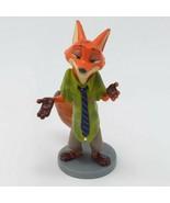 Zootopia Fox Nick Wilde Figurine Disney London FREE SHIPPING - $13.06