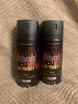 AXE Lil Yachty Limited Edition Gold Deodorant Body Spray, 4oz, Set Of 2 - $29.99