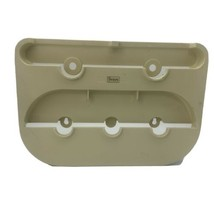 Vintage Sears Food Processor Disk Blade Wall Mount Storage Container  - $19.79