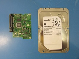 Seagate ST31000524NS Constellation 7200RPM 1TB (PCB Only) 100687658 Rev C - $19.64