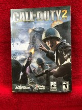 Call of duty 2-pc cd-rom-Activision - 2005 - $7.46
