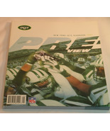 NFL New York JETS Official Season Preview 2002 Football Book Magazine Hi... - $12.99