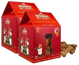 Wet Noses Doggy Delirious All Natural Dog Treats, Made in USA, 100% USDA Certifi