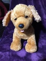"New Build A Bear Workshop Promise Pet 12"" Long DOG Named ""Copper"" Plush  - $9.86"