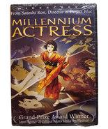 Millennium Actress BRAND NEW SEALED Rare OOP Anime DVD * Satoshi Kon *US... - $68.88