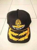 Logo Wing Collectible Thai Air Force Cap Ball Soldier Military Rtaf Hat Bid - $17.77