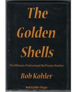 BOB KOHLER Magic THE GOLDEN SHELL GAME Routine INSTRUCTION DVD 2008 SEAL... - $29.69