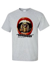 Sssssss (1973) T-shirt retro 70s horror movie vintage cotton blend graphic tee image 2