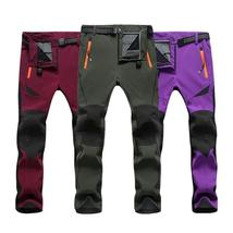 High Quality Waterproof and Windproof Pants Men and Women In Autumn and Winter O