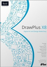 US Serif Software DrawPlus X8 - $34.98