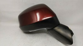 2012-2012 Honda Civic Passenger Right Side View Power Door Mirror Red 79978 - $186.83