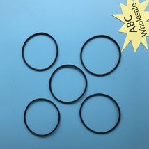 5X O-Ring Float Bowl Gasket Fit Huayi RuiXing Honda GX200 GX160 Clone Carburetor - $5.96