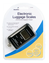 Electronic Luggage Scales - $8.83