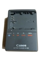 Canon Battery Charger CG-580 BP-511,512                                 ... - $10.99
