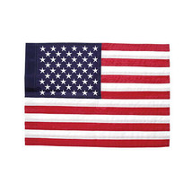 Darice Patriotic USA Flag - Nylon - 13 x 18 inches w - $13.99